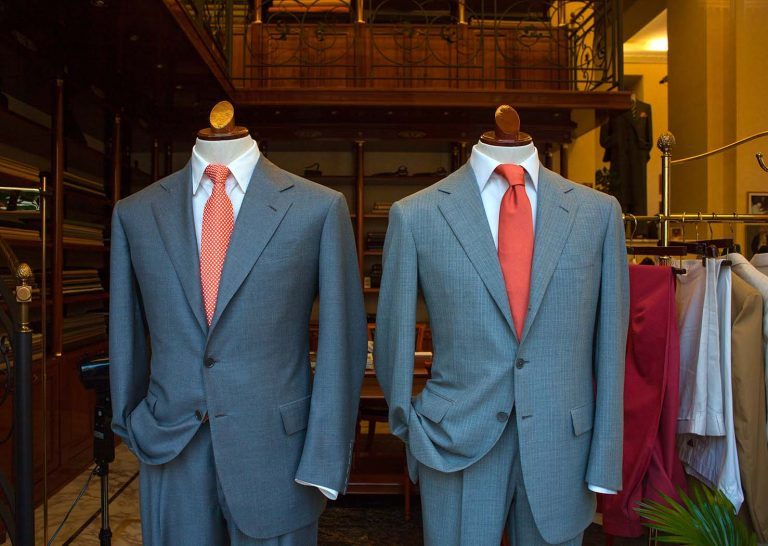 Custom Clothing – What Can You Customize? Suit Jacket