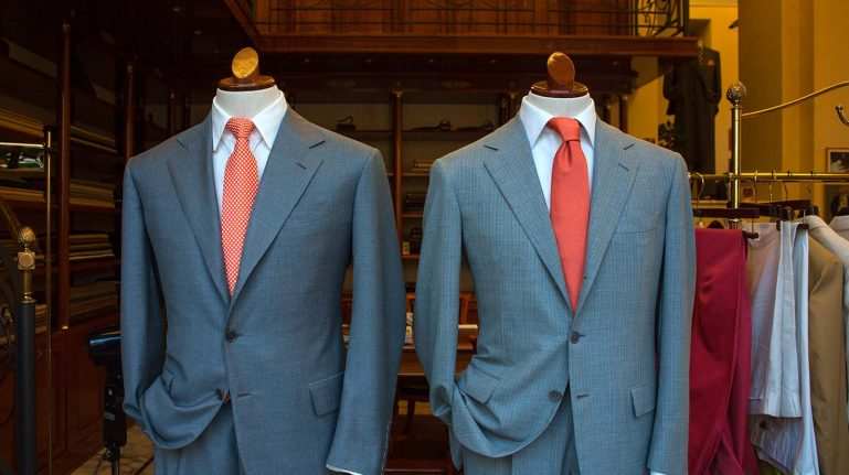 Why should you wear a Custom-Tailored Suit?