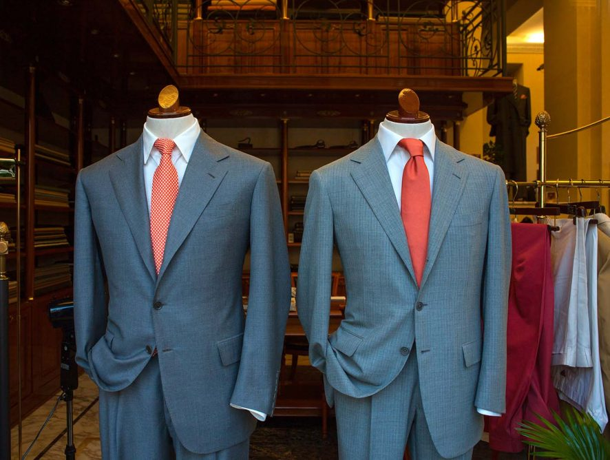 Custom Clothing - What Can You Customize? Suit Jacket